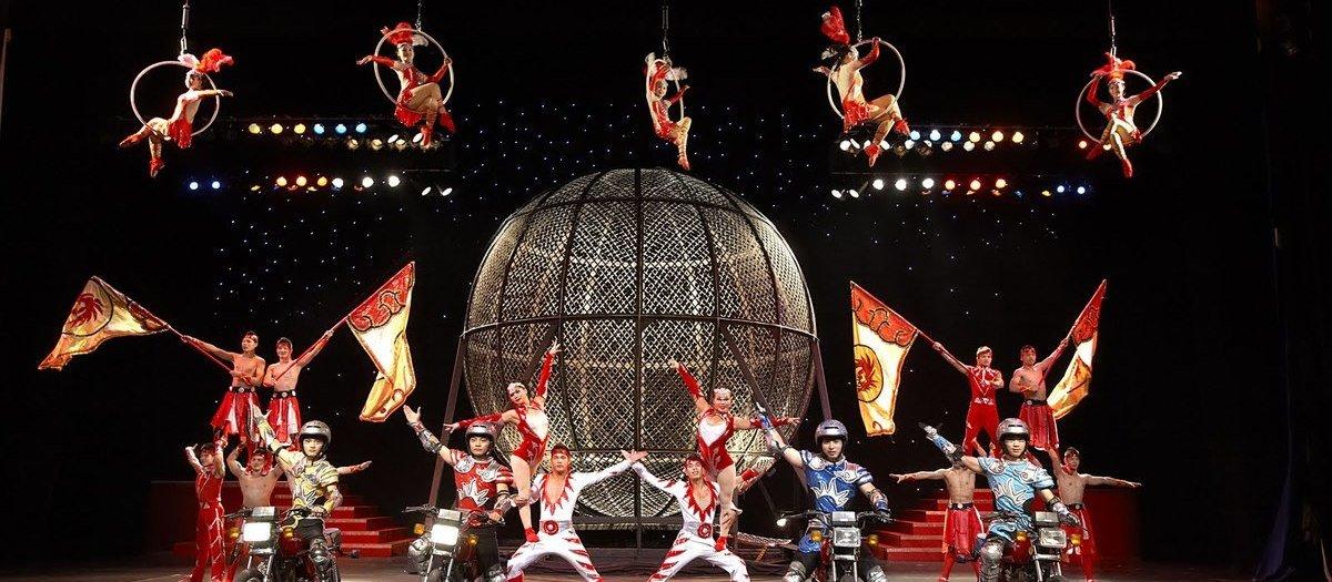 Cirque Shanghai Tickets