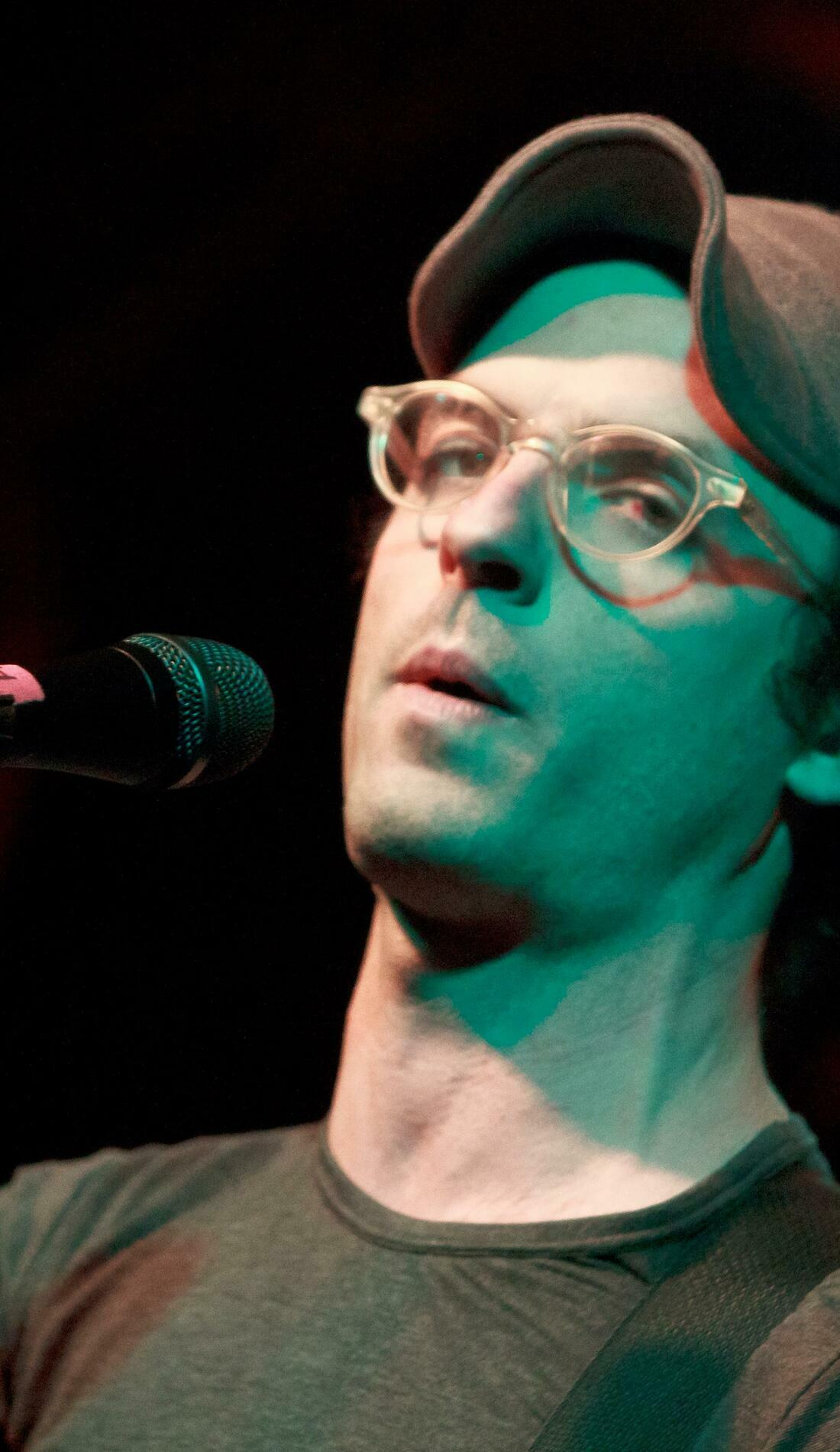 A Clap Your Hands Say Yeah live event