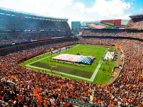 Cleveland Browns at New England Patriots