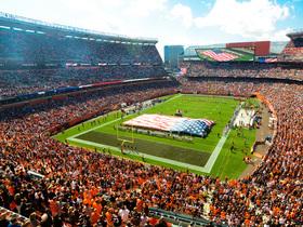 Cleveland Browns at Denver Broncos
