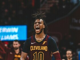 Cleveland Cavaliers at Dallas Mavericks