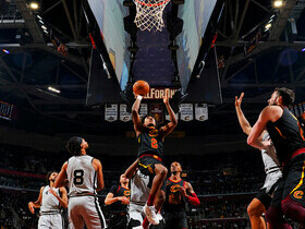 San Antonio Spurs at Cleveland Cavaliers