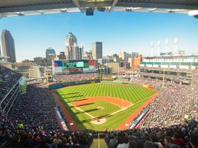 Advertisement - Tickets To Cleveland Indians
