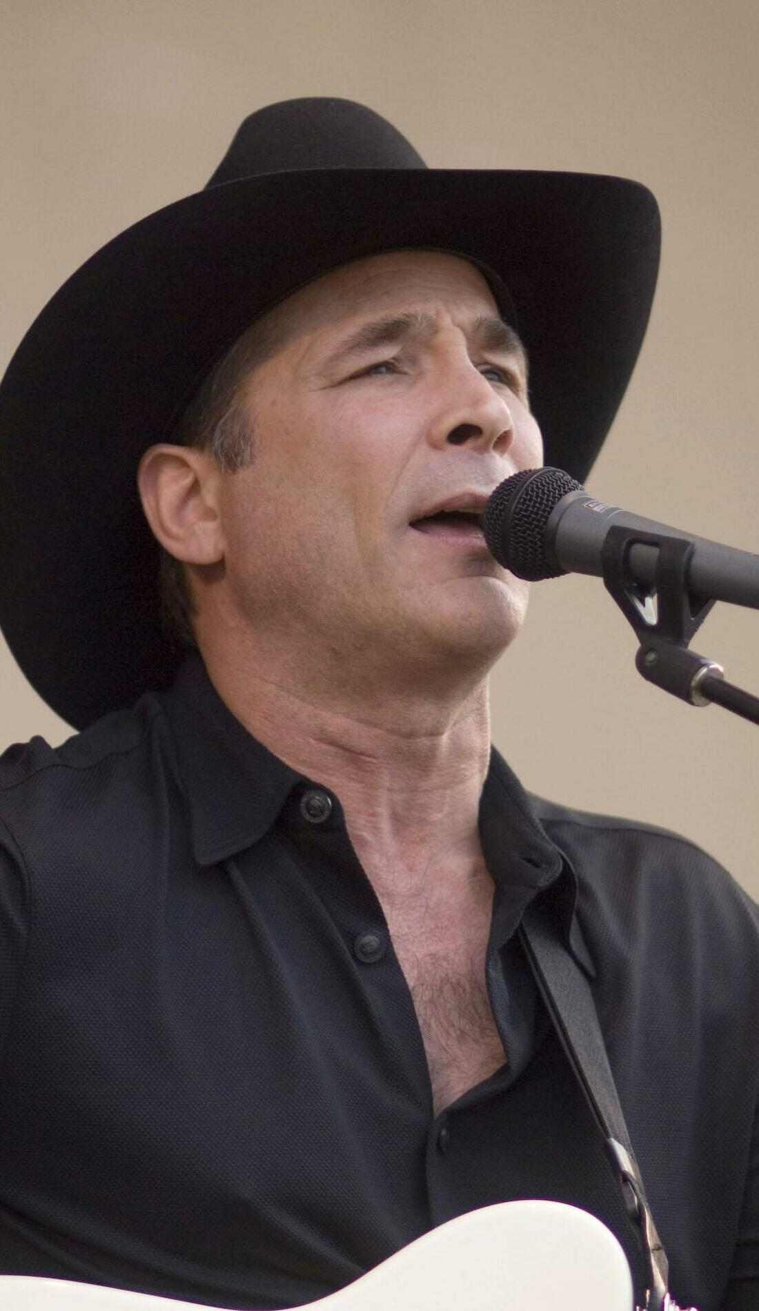 A Clint Black live event
