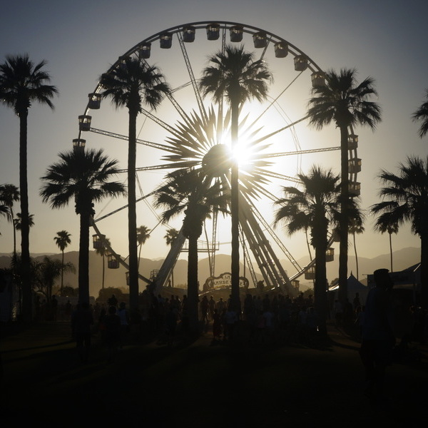 Coachella Music and Arts Festival Concert Tickets and Tour