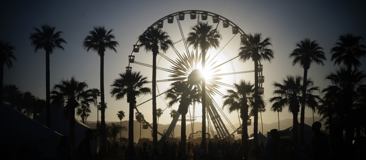 Coachella Music and Arts Festival Parking Passes
