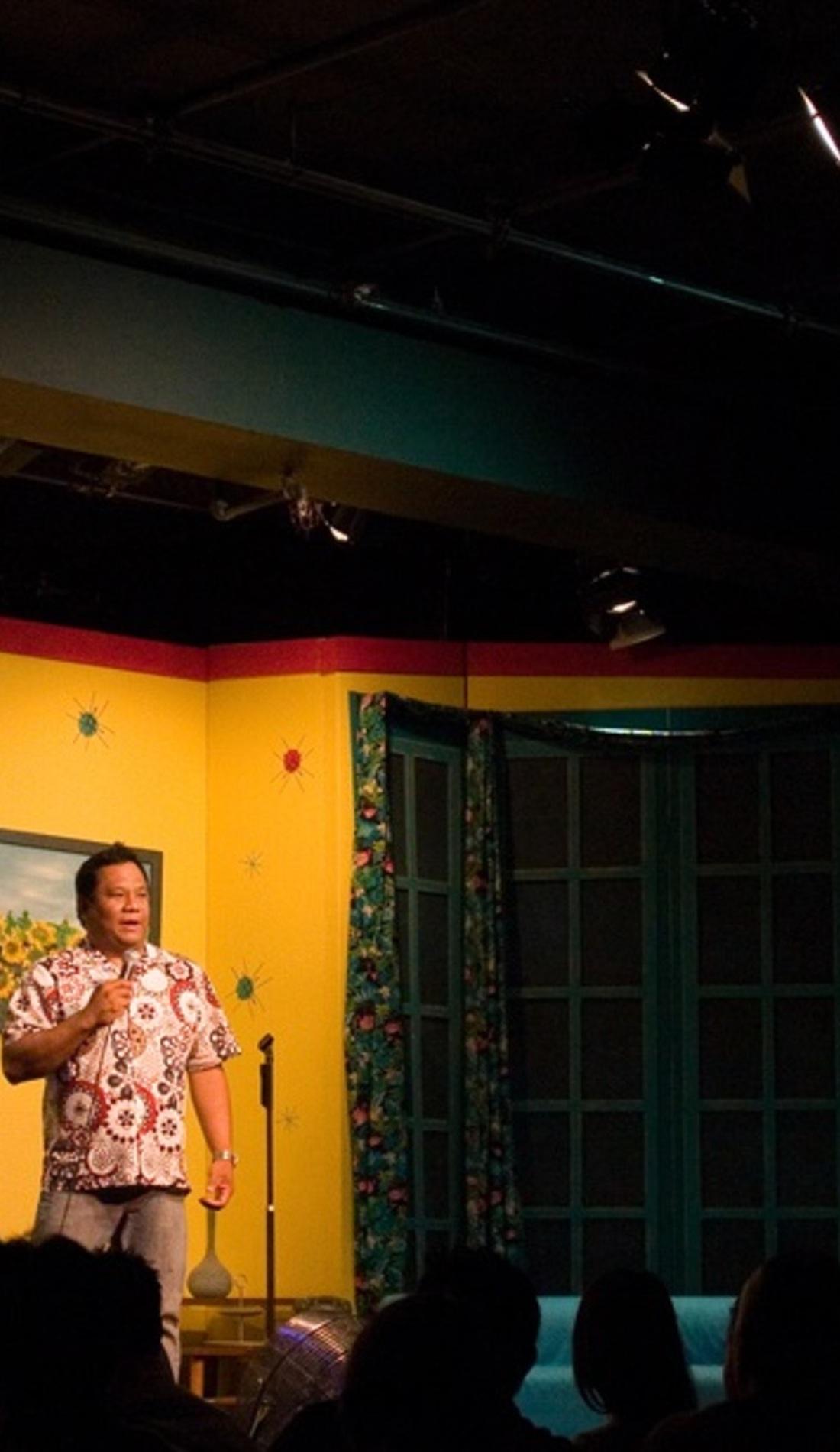 A Cobb's Comedy Showcase live event