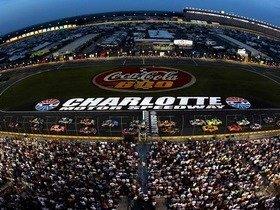 Coca Cola 600 at Charlotte Motor Speedway