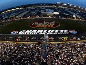 Bank of America ROVAL 400 at Charlotte Motor Speedway Monster Energy Cup