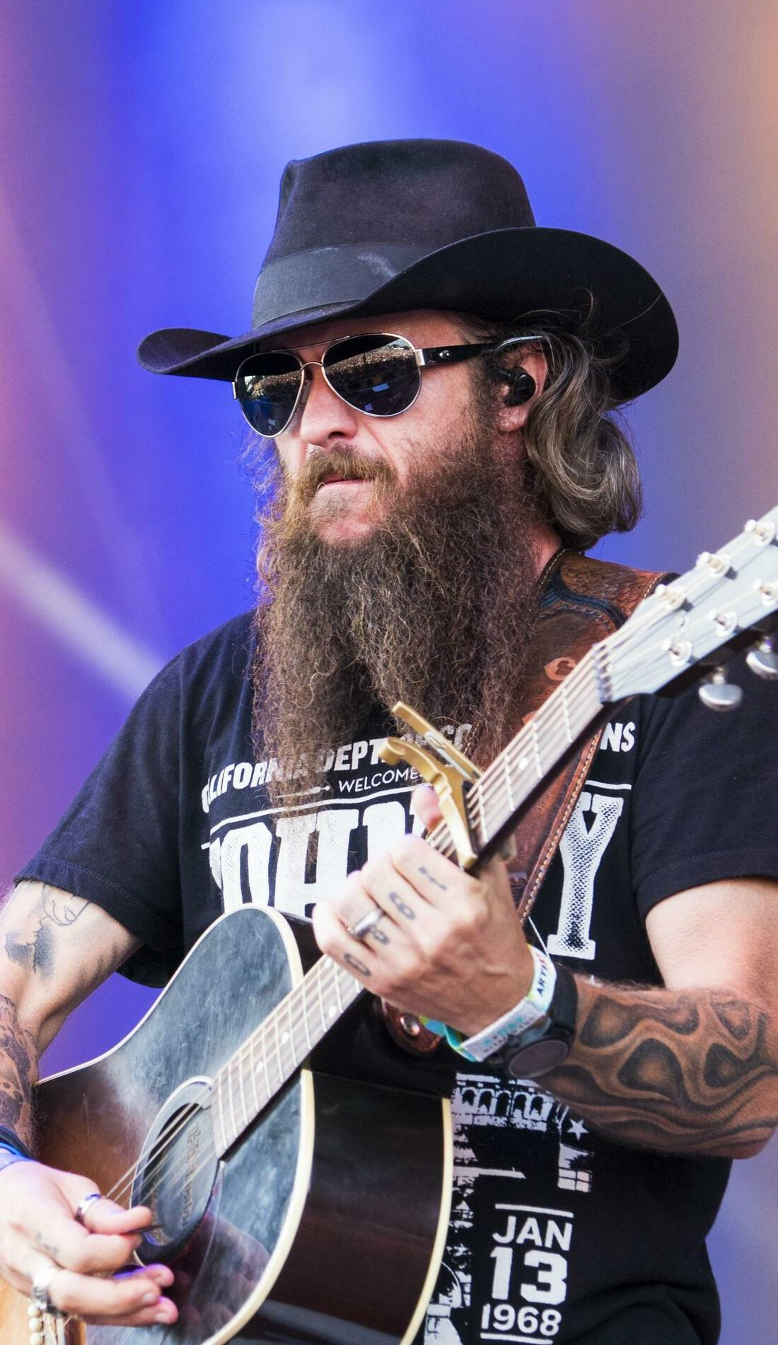 A Cody Jinks live event
