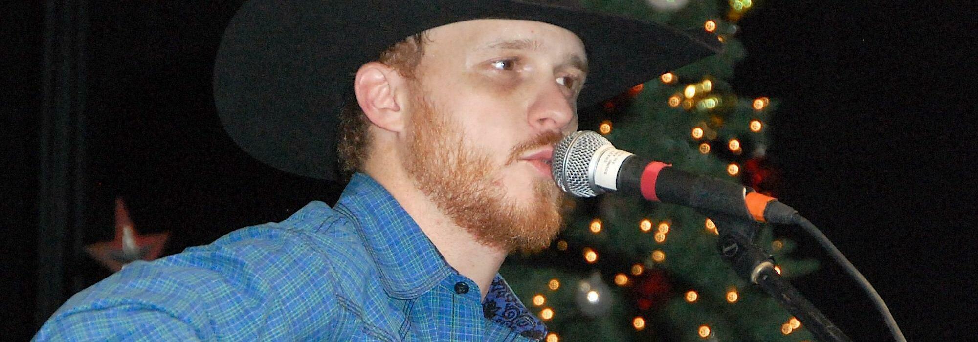 A Cody Johnson live event