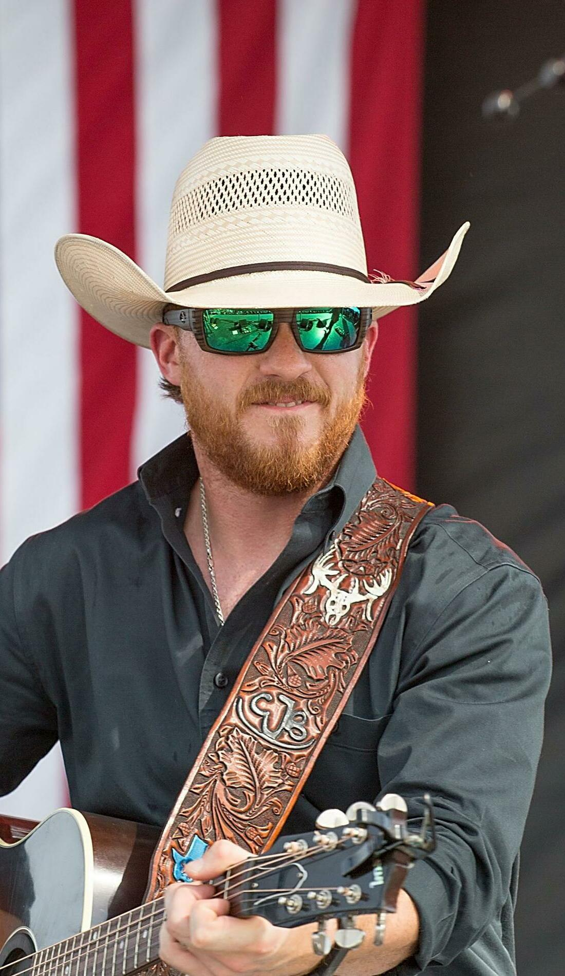 A Cody Johnson live event