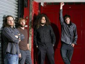 Coheed and Cambria with Foxing