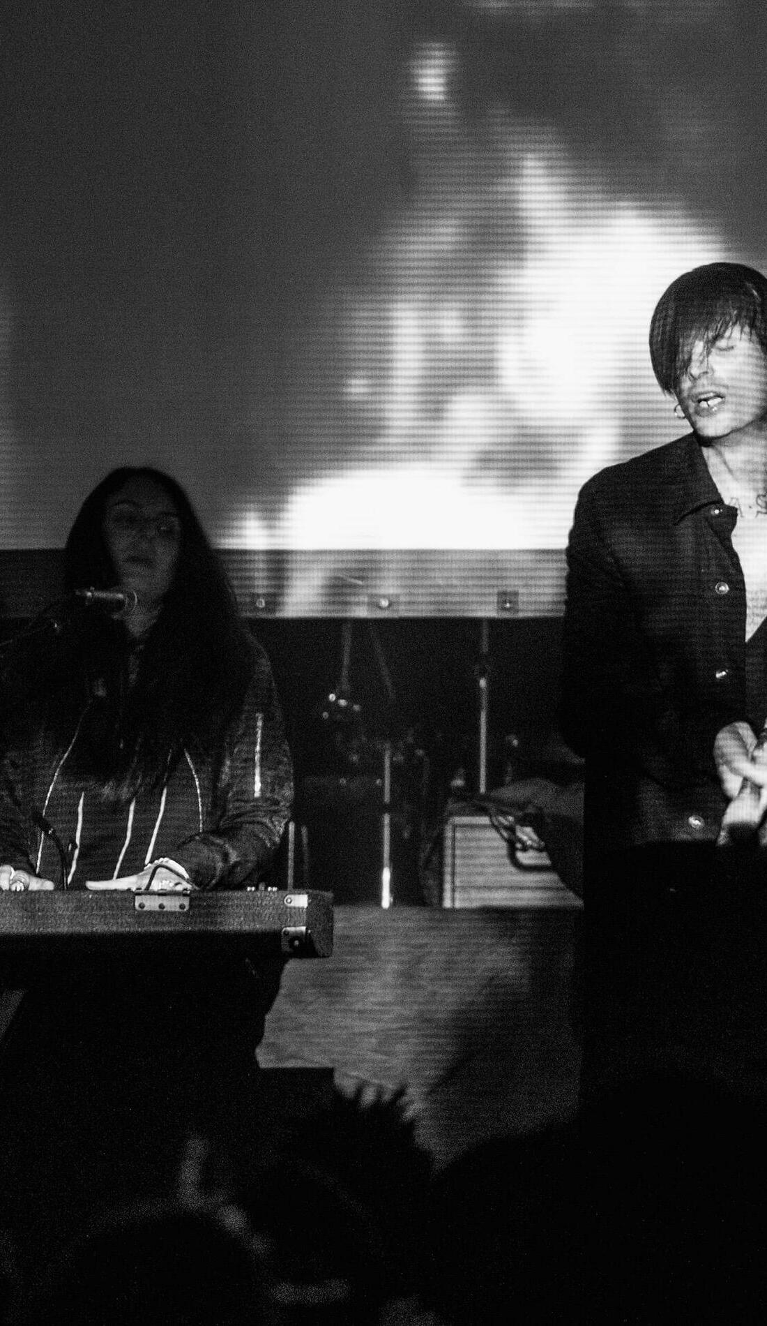 A Cold Cave live event