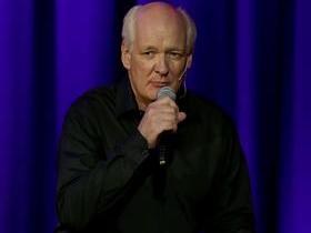 Colin Mochrie with Brad Sherwood