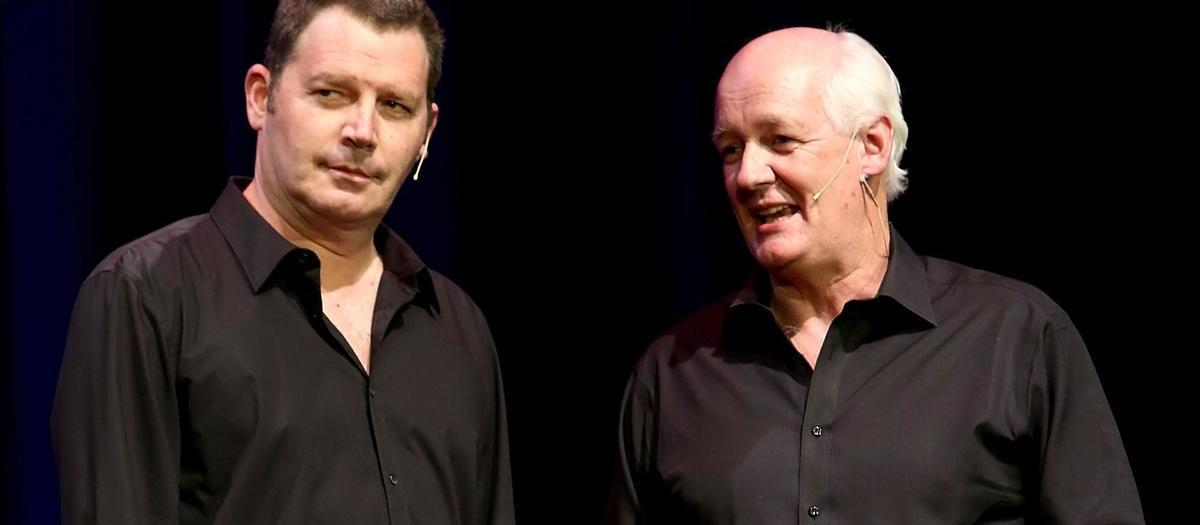 Colin Mochrie and Brad Sherwood Tickets