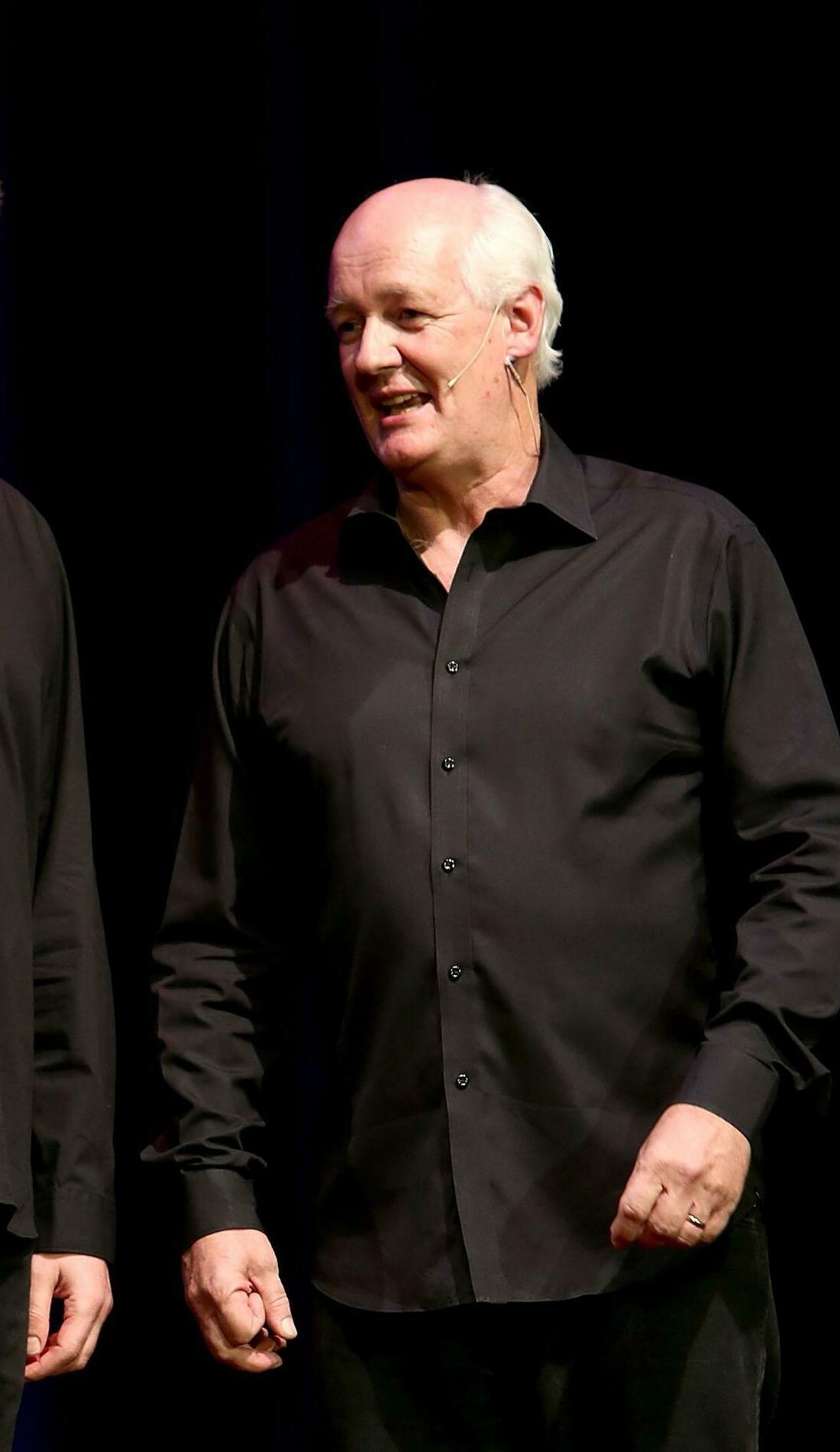 A Colin Mochrie & Brad Sherwood live event
