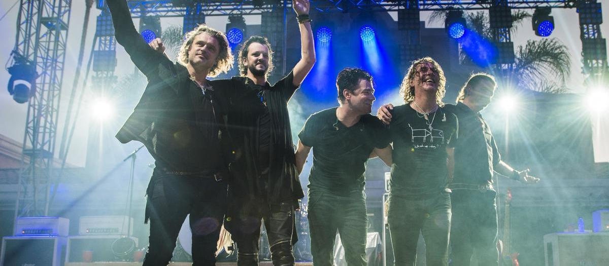 Collective Soul with Better Than Ezra