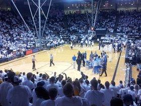 Colorado Buffaloes at Oregon State Beavers Basketball