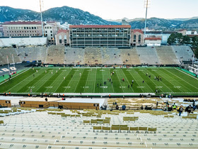 Colorado Buffaloes at Utah Utes Football