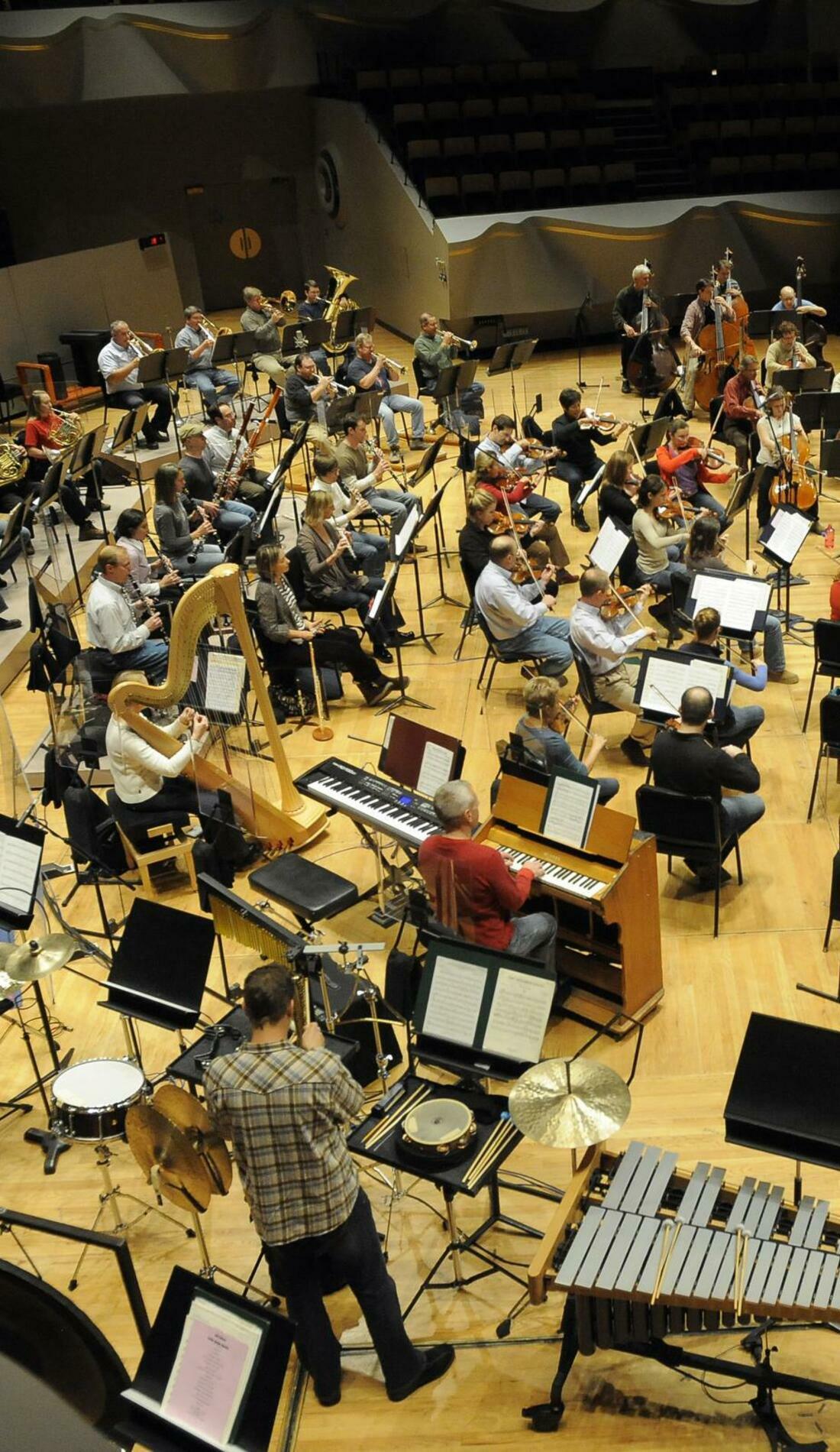 A Colorado Symphony Orchestra live event
