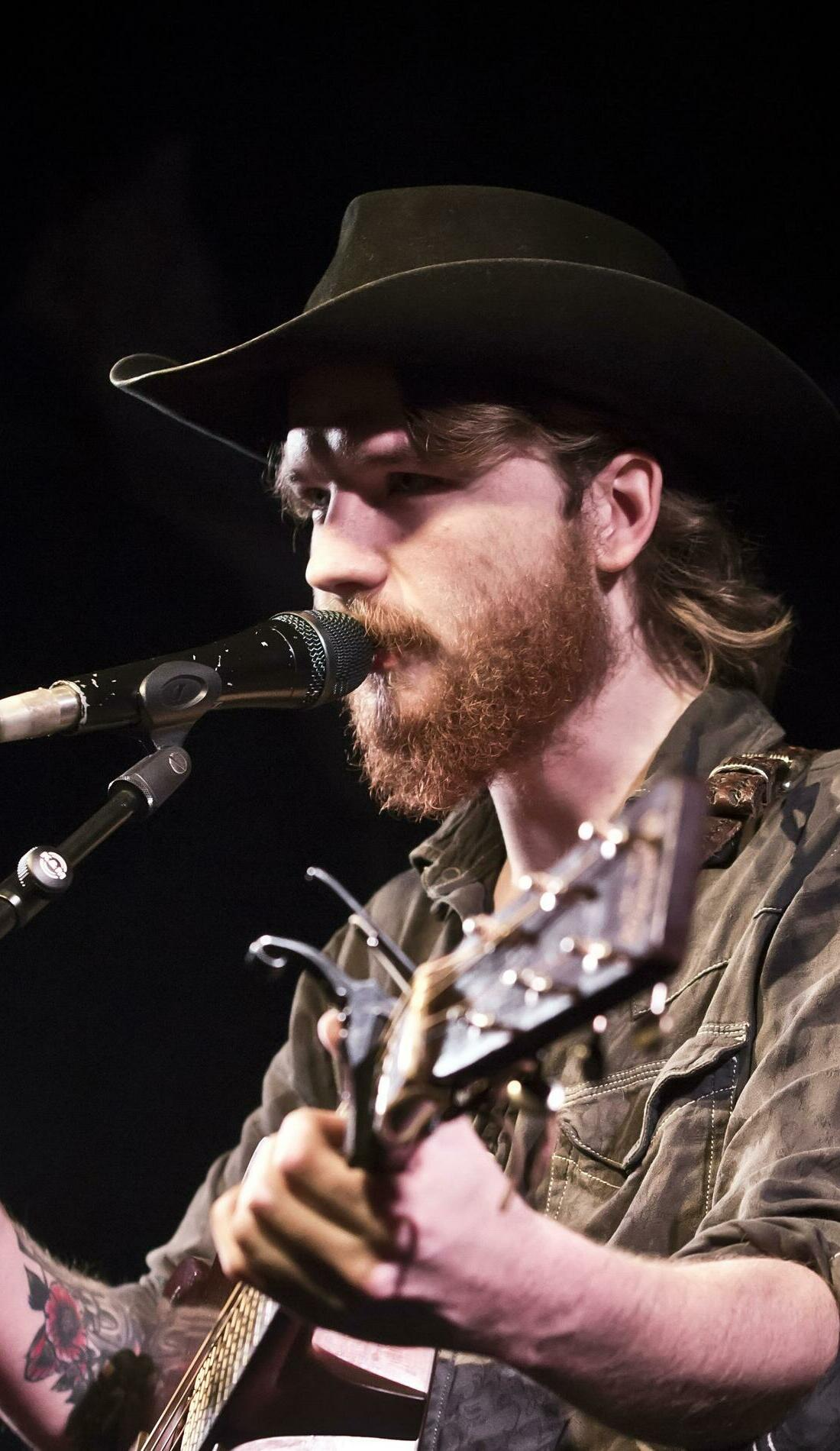 A Colter Wall live event
