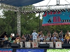 Columbus Jazz Orchestra with New Orleans One Mo' Time