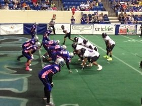 Columbus Lions at Maine Mammoths