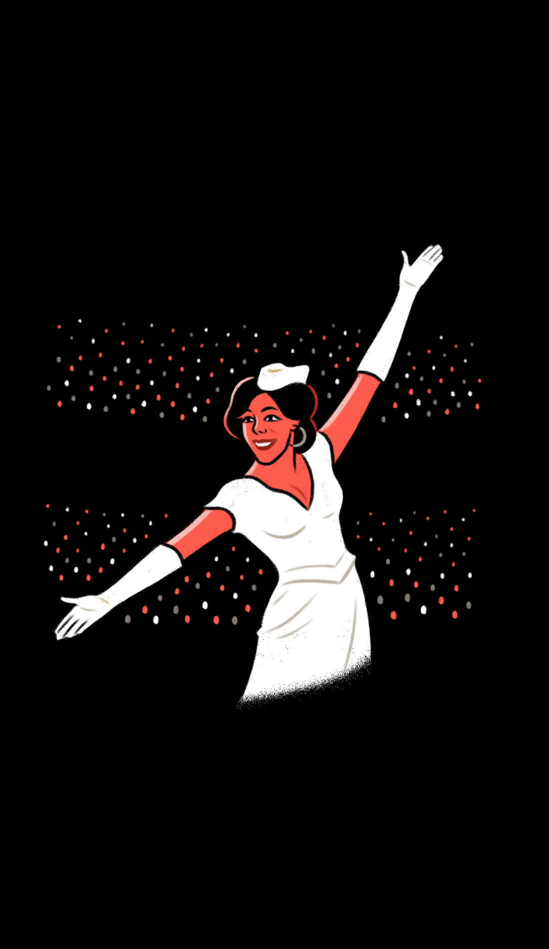 A Come From Away live event