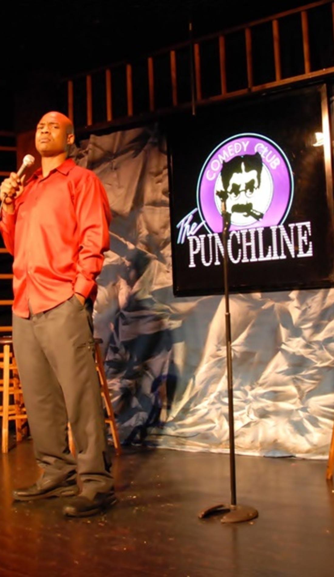 A Comedy Showcase live event