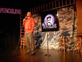 Comedy Showcase with Stand Up Comedy
