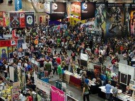 Comic Con - Lafayette