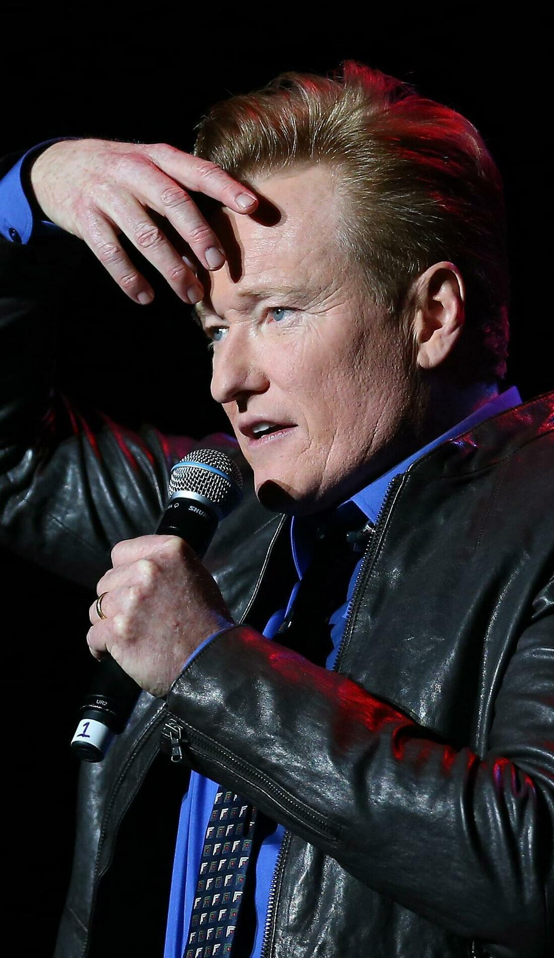 A Conan O'Brien live event