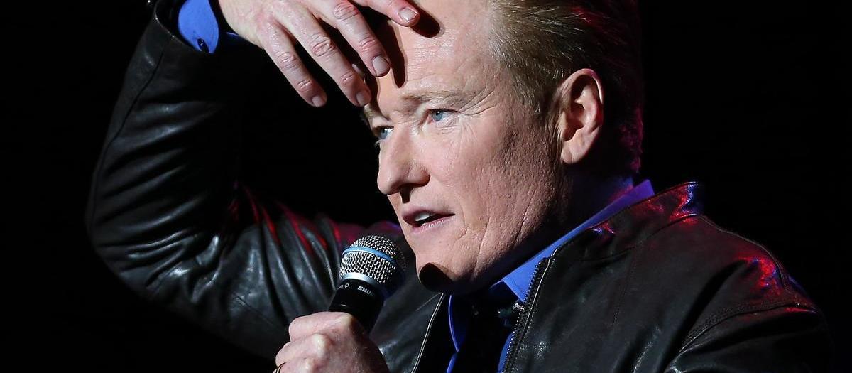 Conan O'Brien Tickets