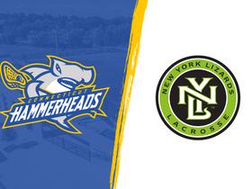New York Lizards at Connecticut Hammerheads tickets