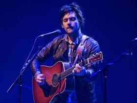Conor Oberst with Pearl Charles