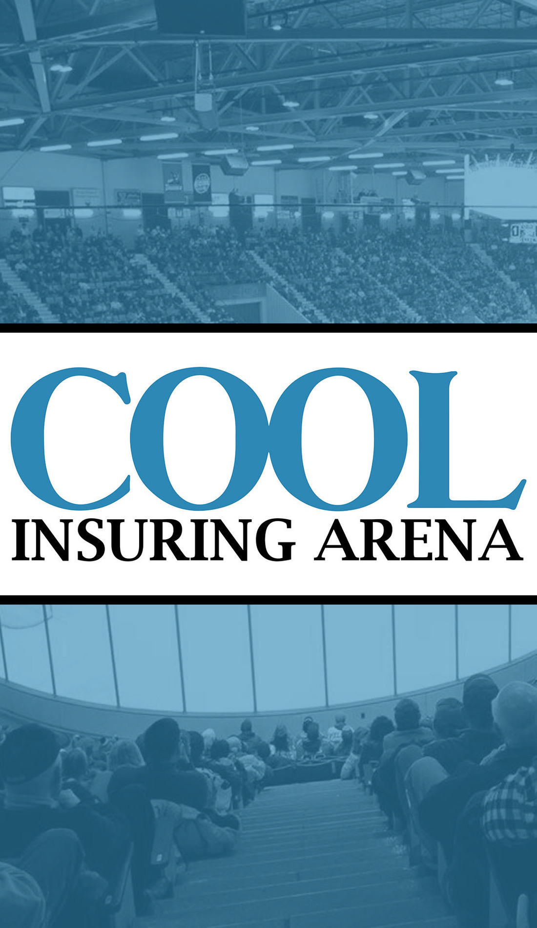A Cool Insuring Arena live event
