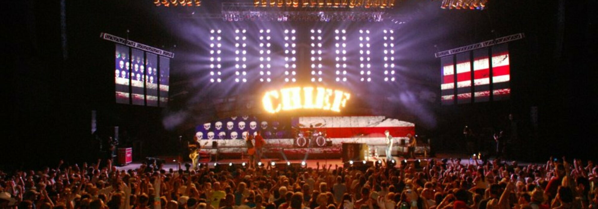 A Country Concert live event