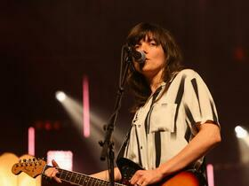 Advertisement - Tickets To Courtney Barnett