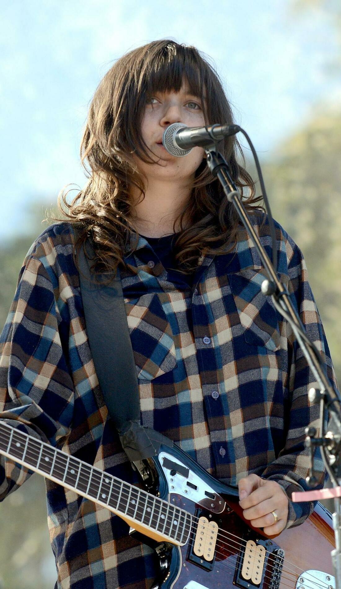 A Courtney Barnett live event