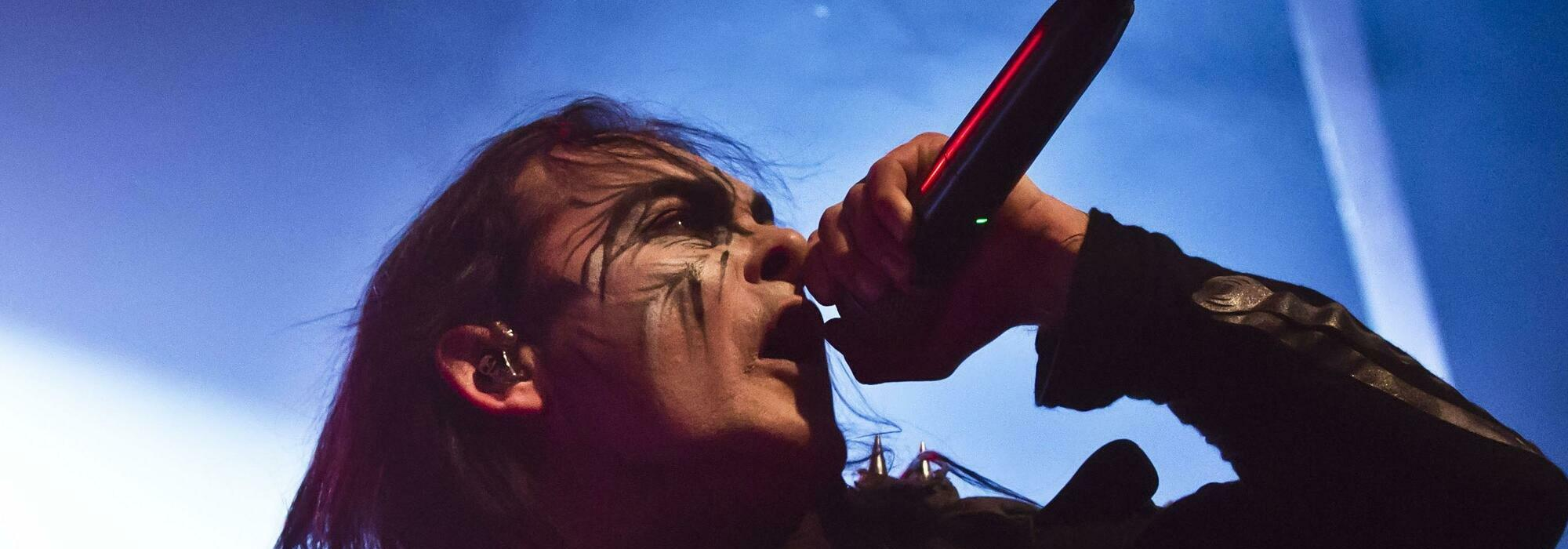 A Cradle of Filth live event