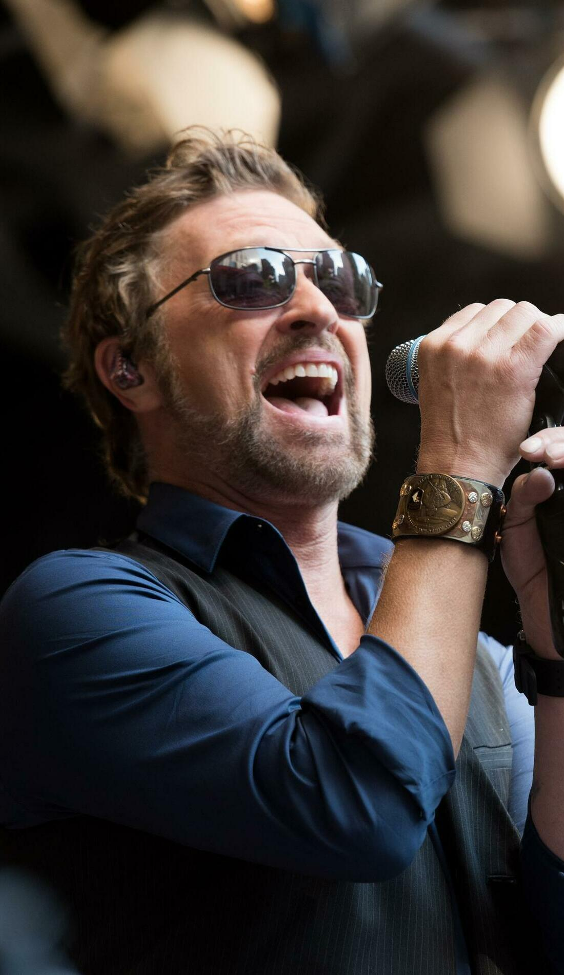 A Craig Morgan live event