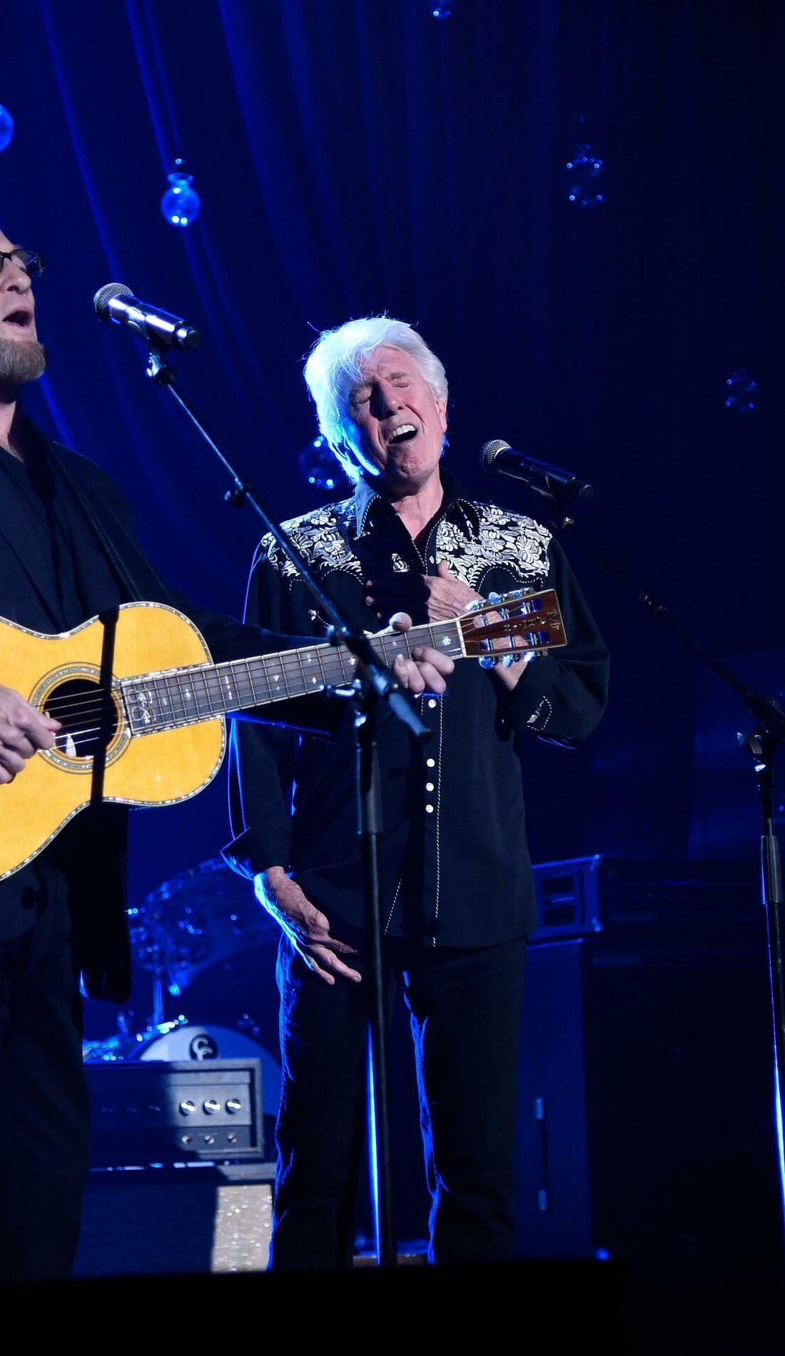 A Crosby, Stills & Nash live event