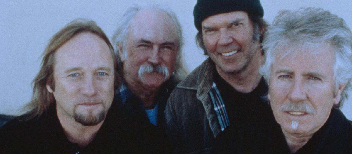 Crosby, Stills, Nash & Young Tickets