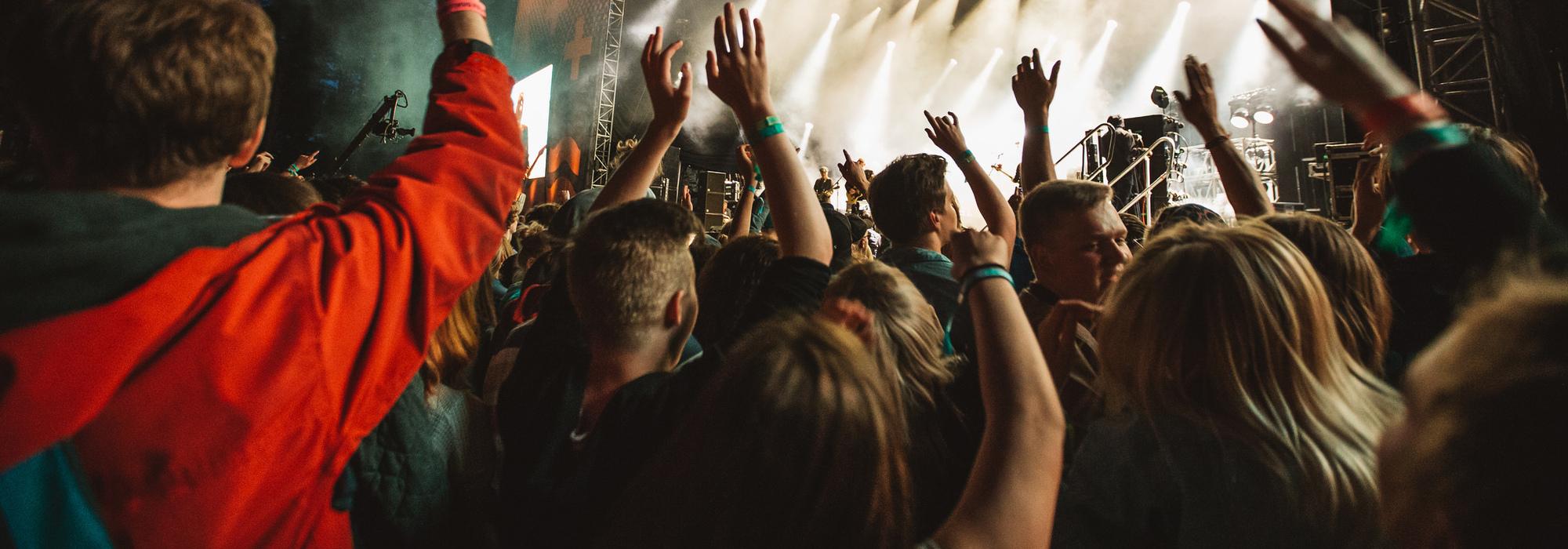 A Cruel World Festival live event