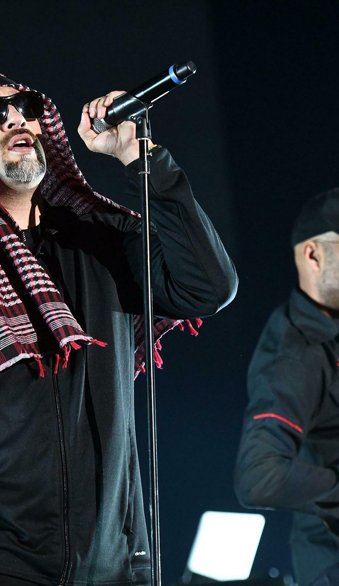 A Cypress Hill live event