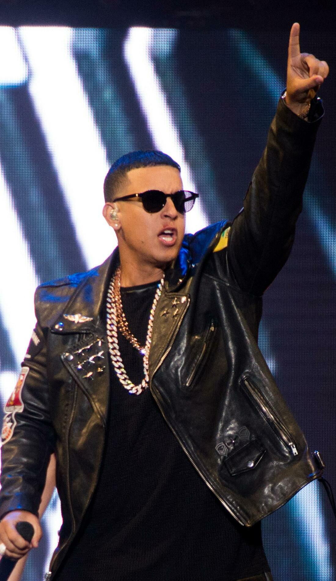 A Daddy Yankee live event