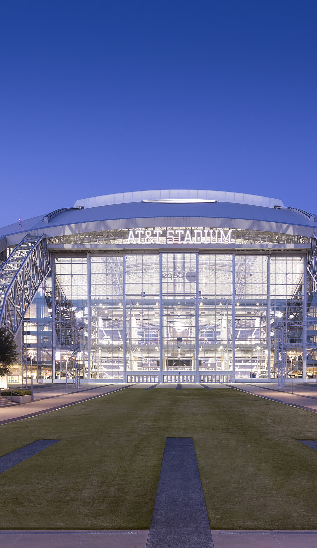 A Dallas Cowboys live event