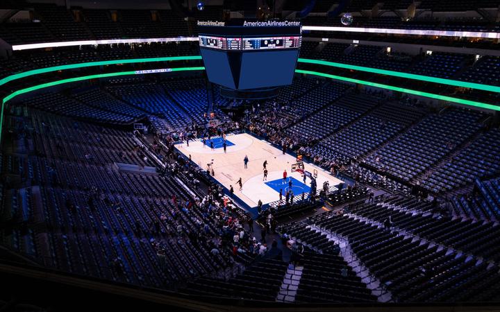 Dallas Mavericks Seating Chart Map Seatgeek