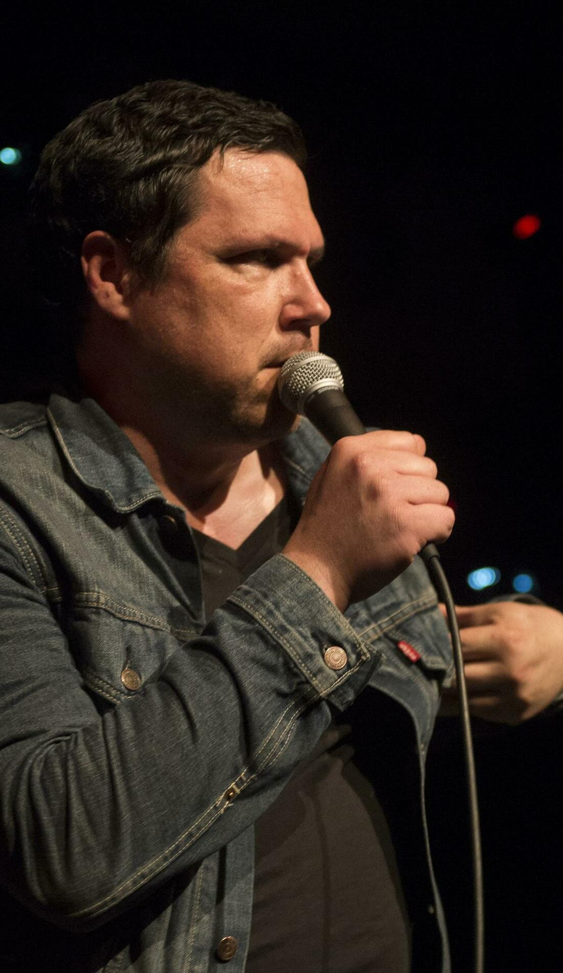 A Damien Jurado live event